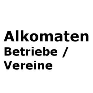 Alkomaten Betriebe / Vereine