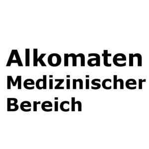 Alkomaten Medizinischer Bereich